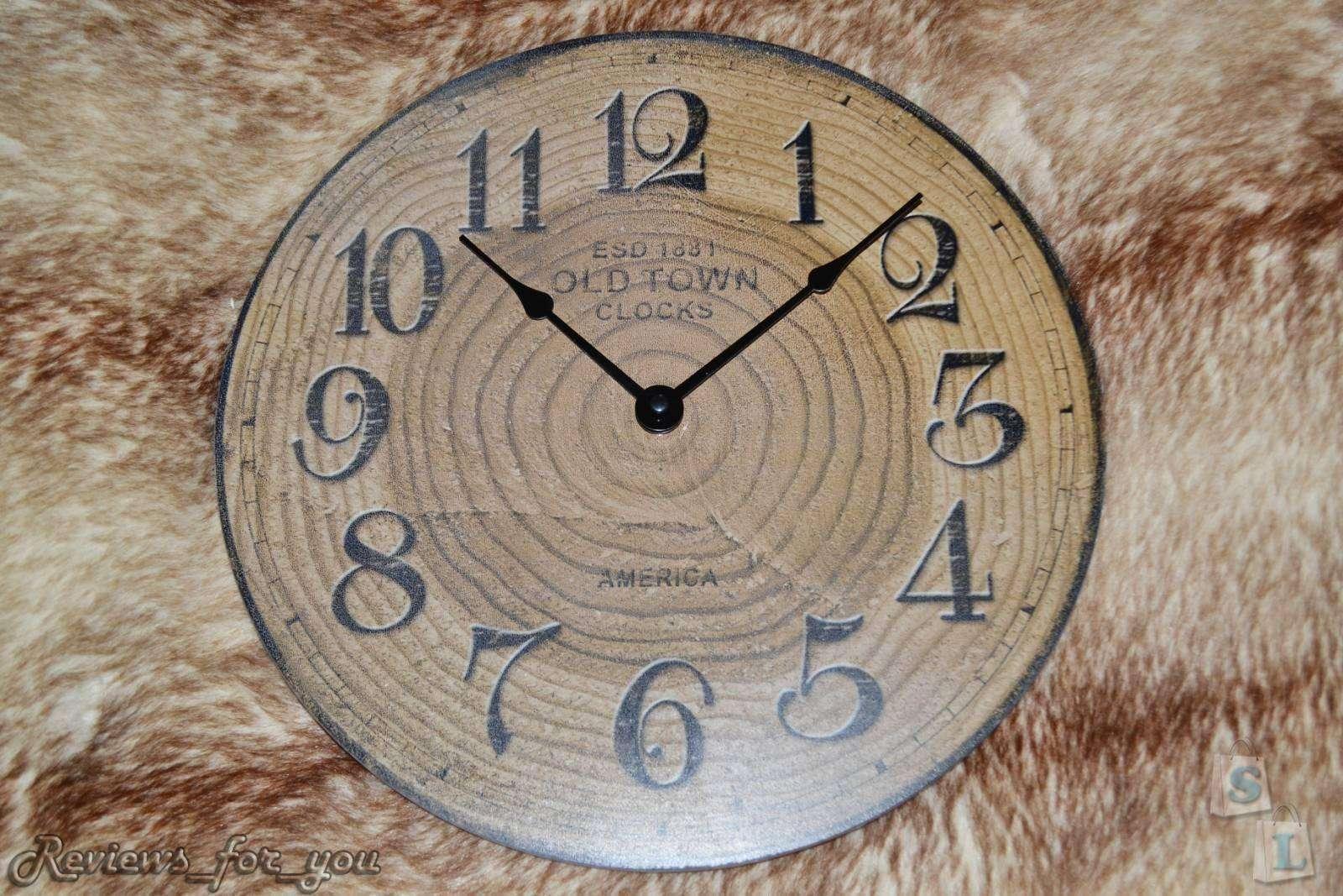 ChinaBuye: Настенные часы и необычные держатели для полотенец