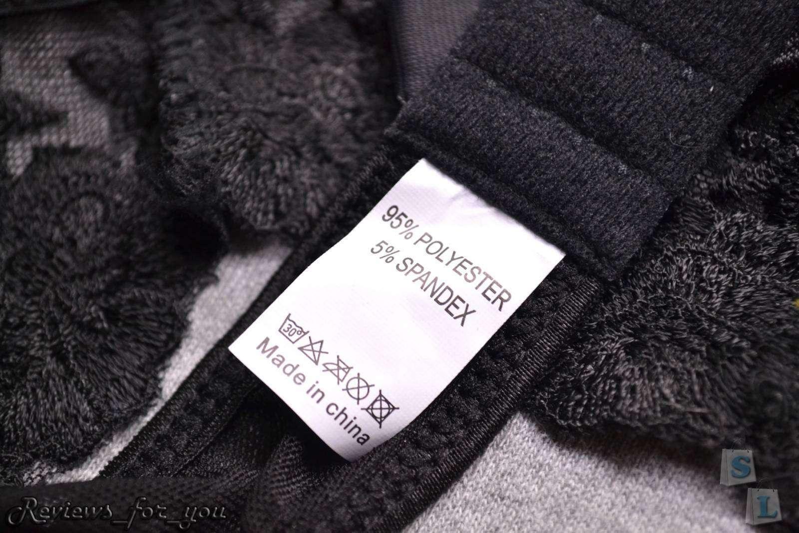 ChinaBuye: Красивый черный пояс для чулок