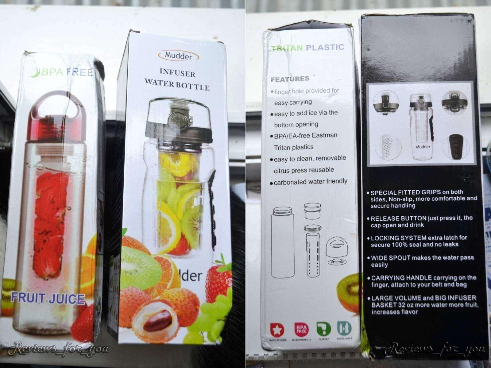 ChinaBuye: Спортивные бутылки для приготовления летнего освежающего напитка