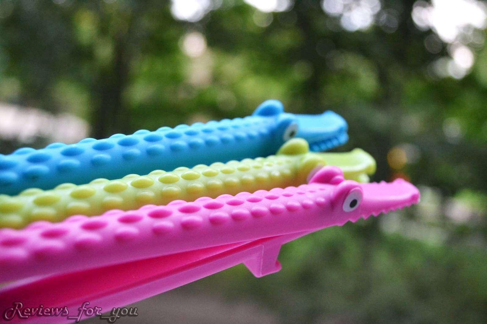 ChinaBuye: Щипцы кондитерские / 'Забавные крокодилы-помощники'