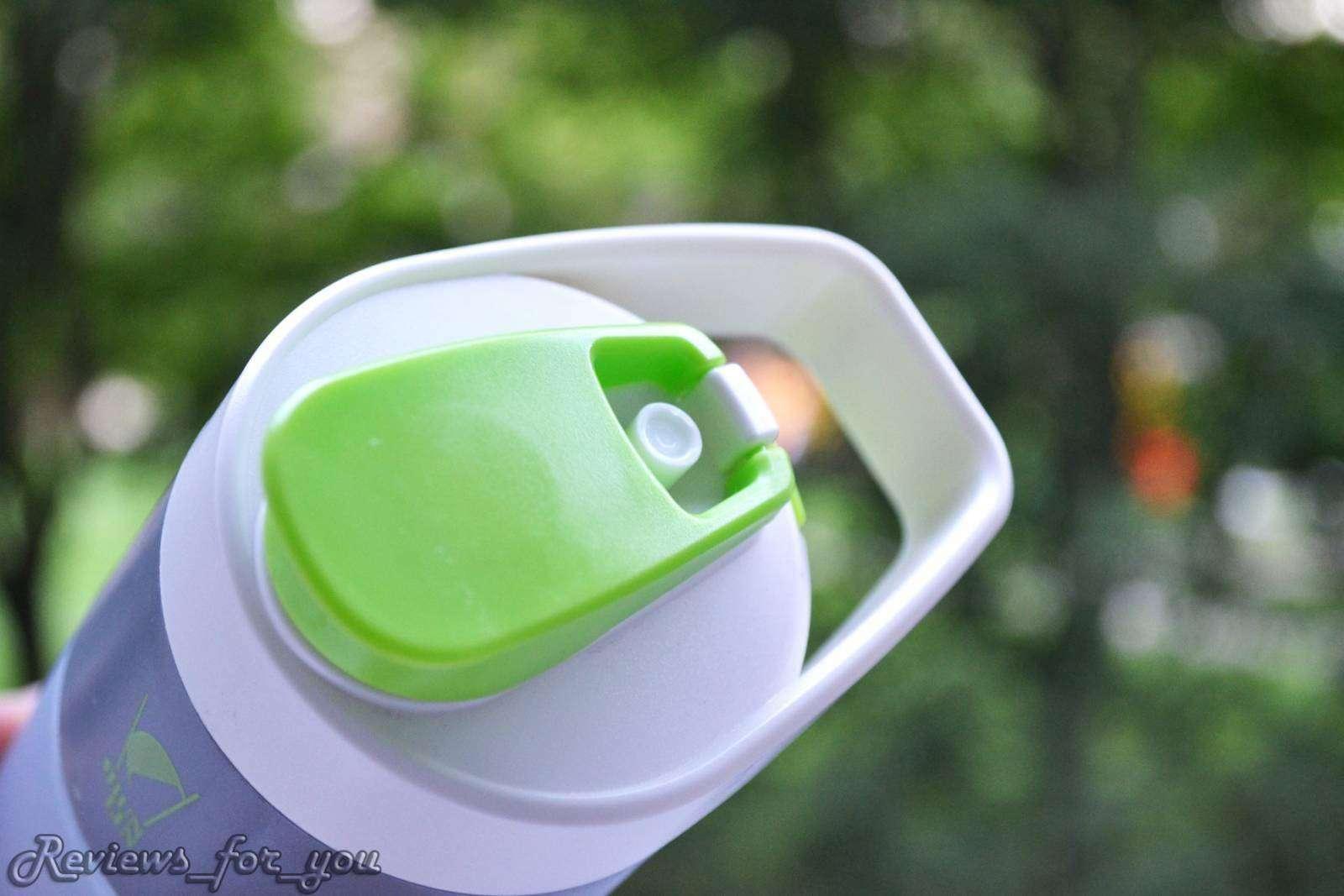 ChinaBuye: Очень классная спортивная бутылка с распылителем