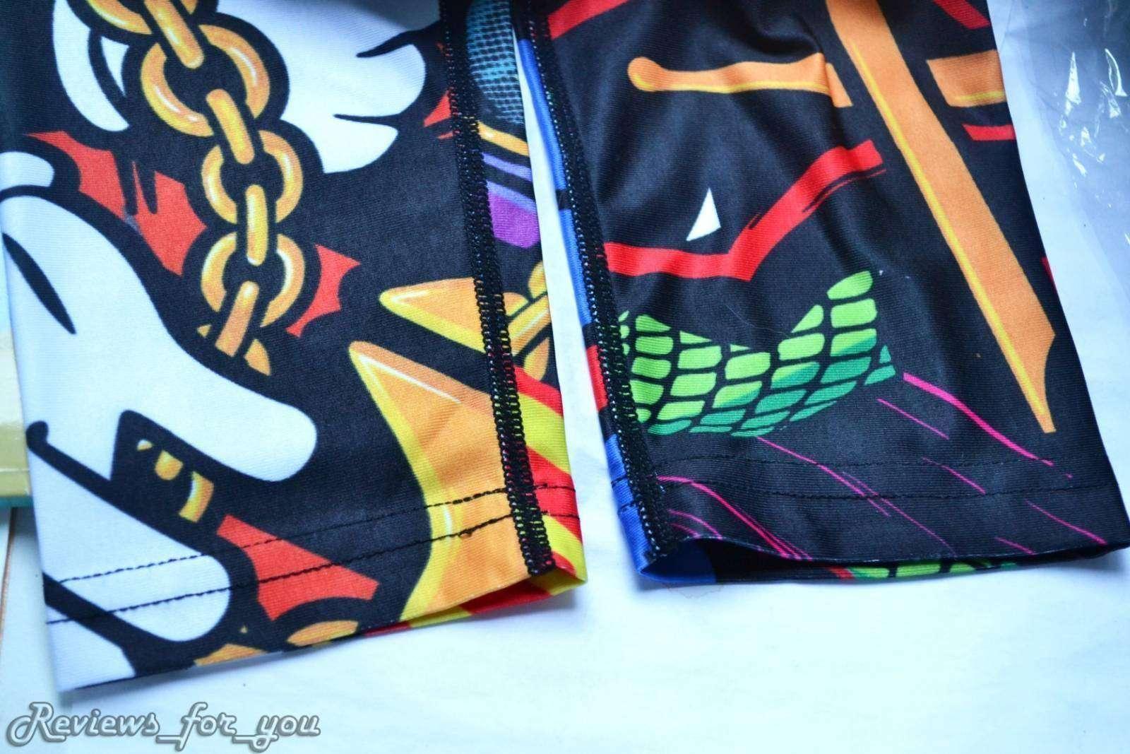 Banggood: Яркие лосины, радость для моего гардероба