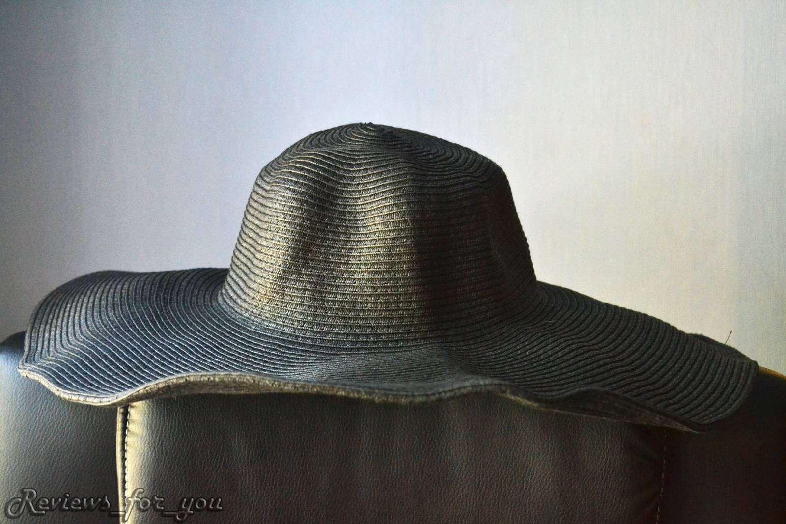 ChinaBuye: Обзор двух женских шляпок и кусочек прошедшего лета