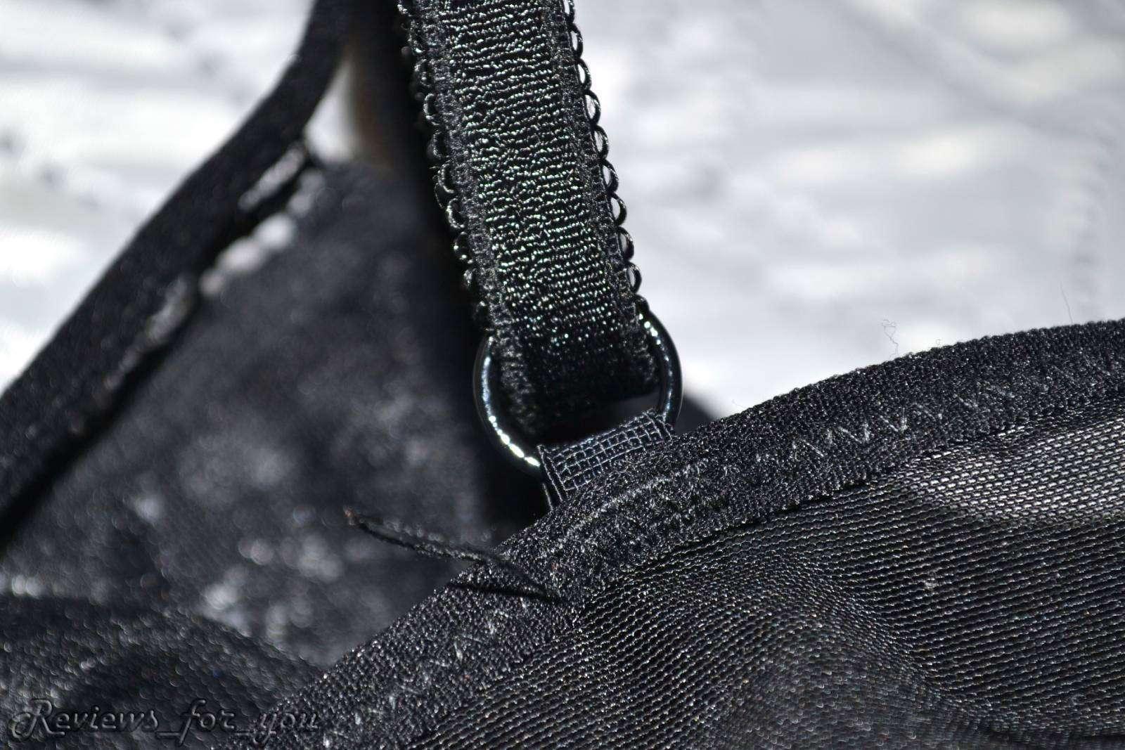 Aliexpress: Эротический комплект нижнего белья в черном цвете