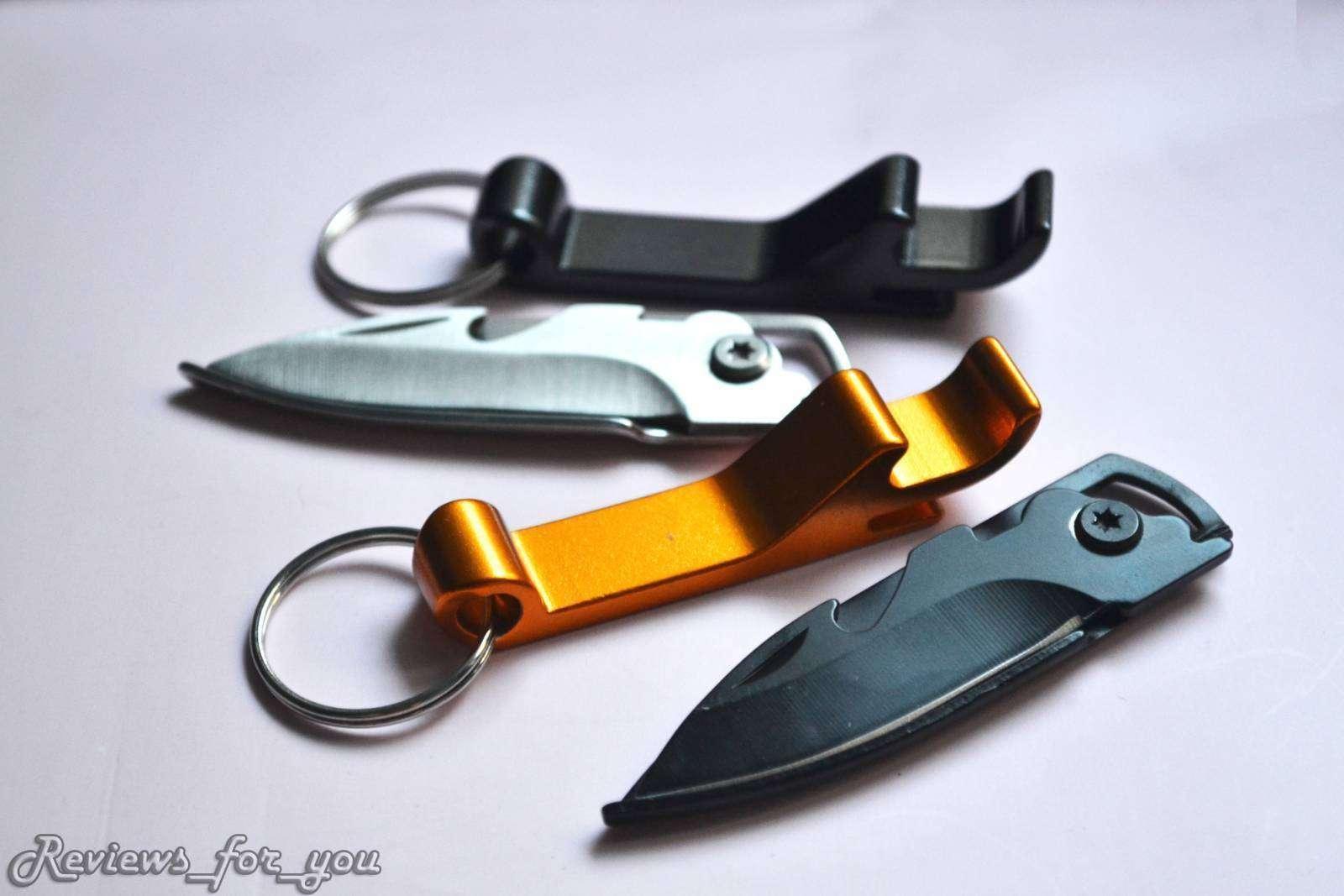 ChinaBuye: Маленькие открывалки и пара популярных ножиков