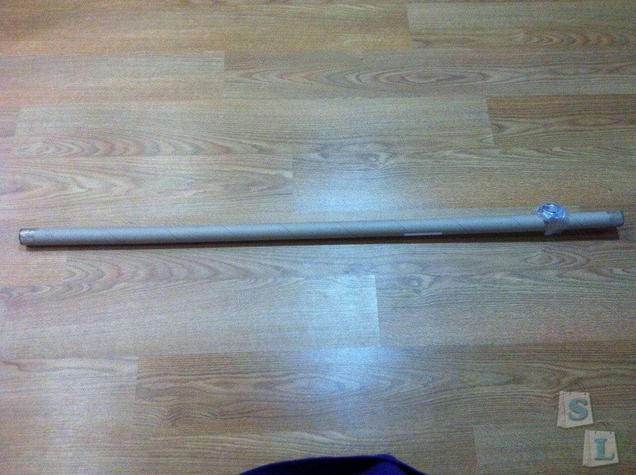 Розетка: Гриф InterAtletika прямой 152 см