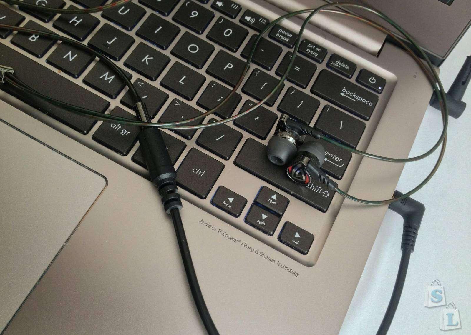 Banggood: 3.5 мм аудио переходник - с прямого штекера на Г образный.