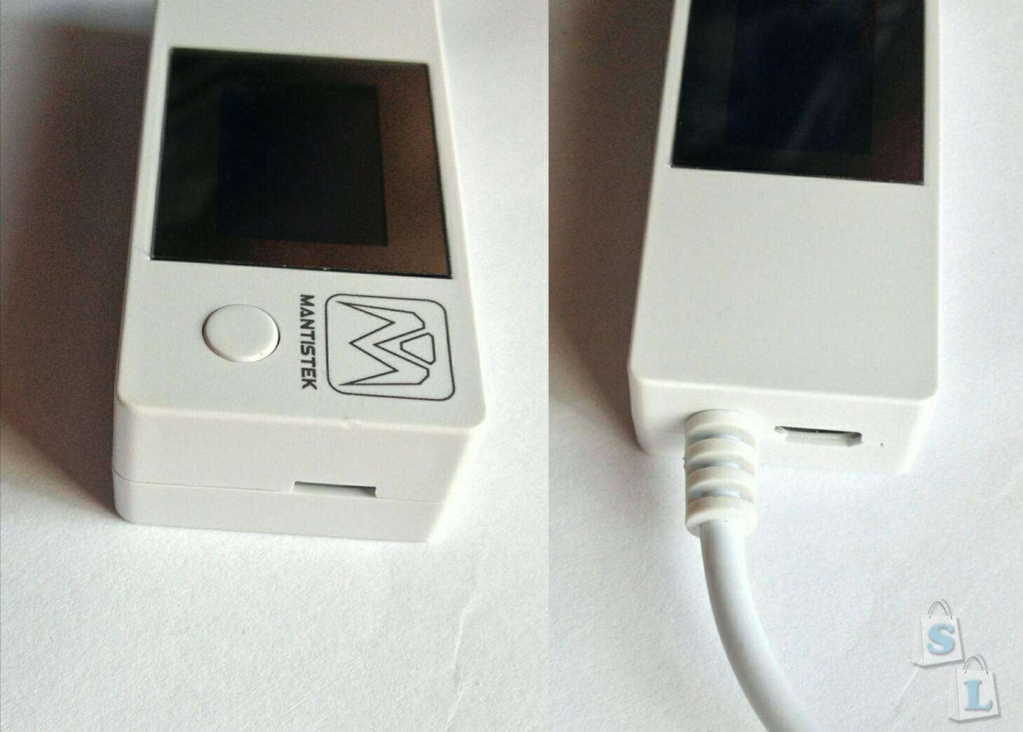 Banggood: USB doctor. Обзор тестера MantisTek cw3002d.