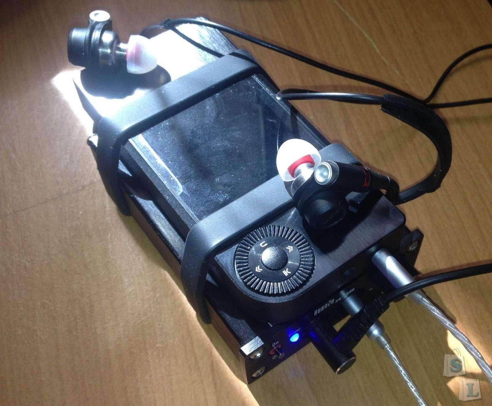 Banggood: Портативный усилитель XuanZu XZ-U608 (вскрытие присутствует)