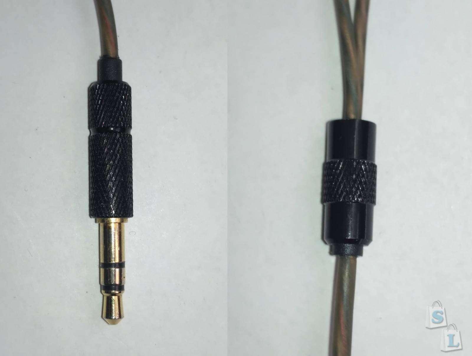 TomTop: Бюджетные гибридные наушники Dodocool DA36 (двойной арматурный излучатель + динамический)