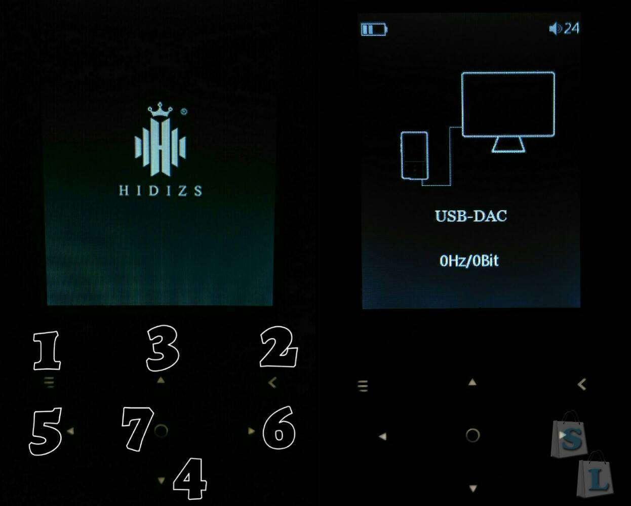 Другие - Украина: Hi-Fi плеер Hidizs AP60. Сильный малыш.