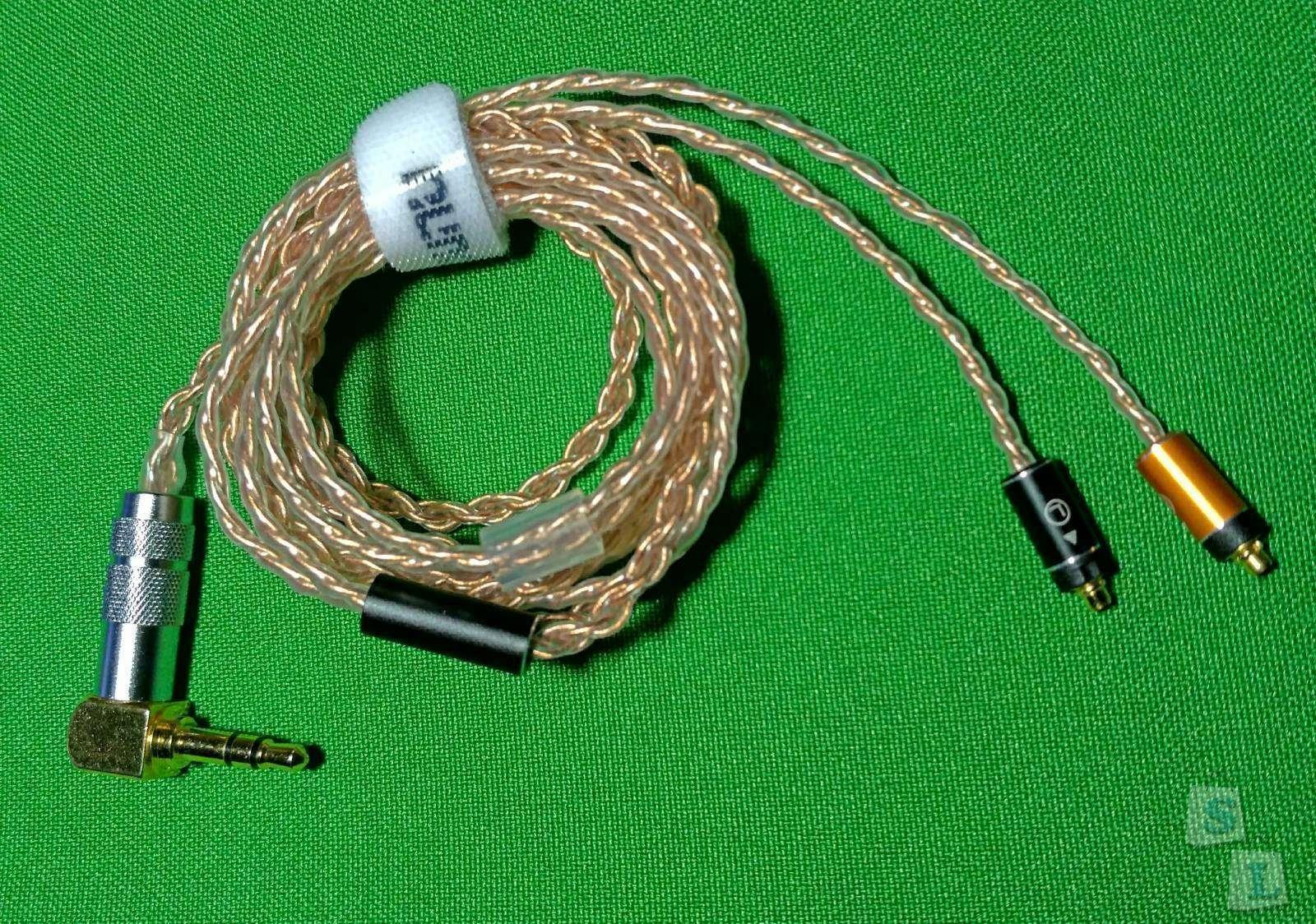 PenonAudio: Dunu GZ-OCC2701. Отличный кастомный кабель для наушников Dunu DN-2002