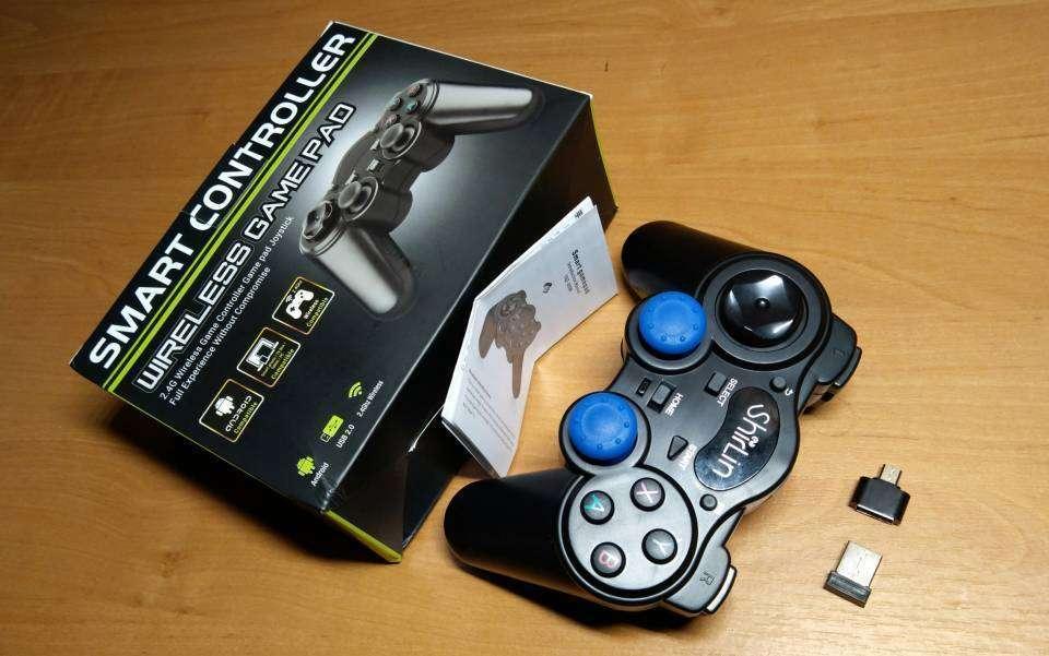 Aliexpress: Обзор бюджетного геймпада ShirLin TGZ-850M Smart Controller