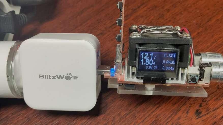 Banggood: Умная розетка BlitzWolf BW-SHP6: обзор и тестирование