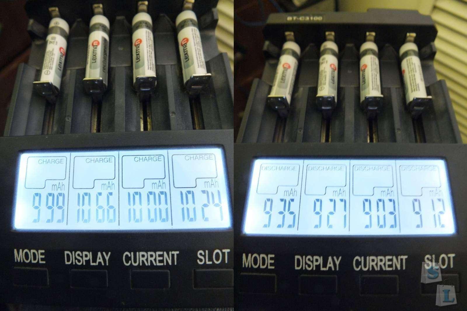 Leroy Merlin: Аккумуляторы Lexman 900mah ААА/LR03 ni-mh