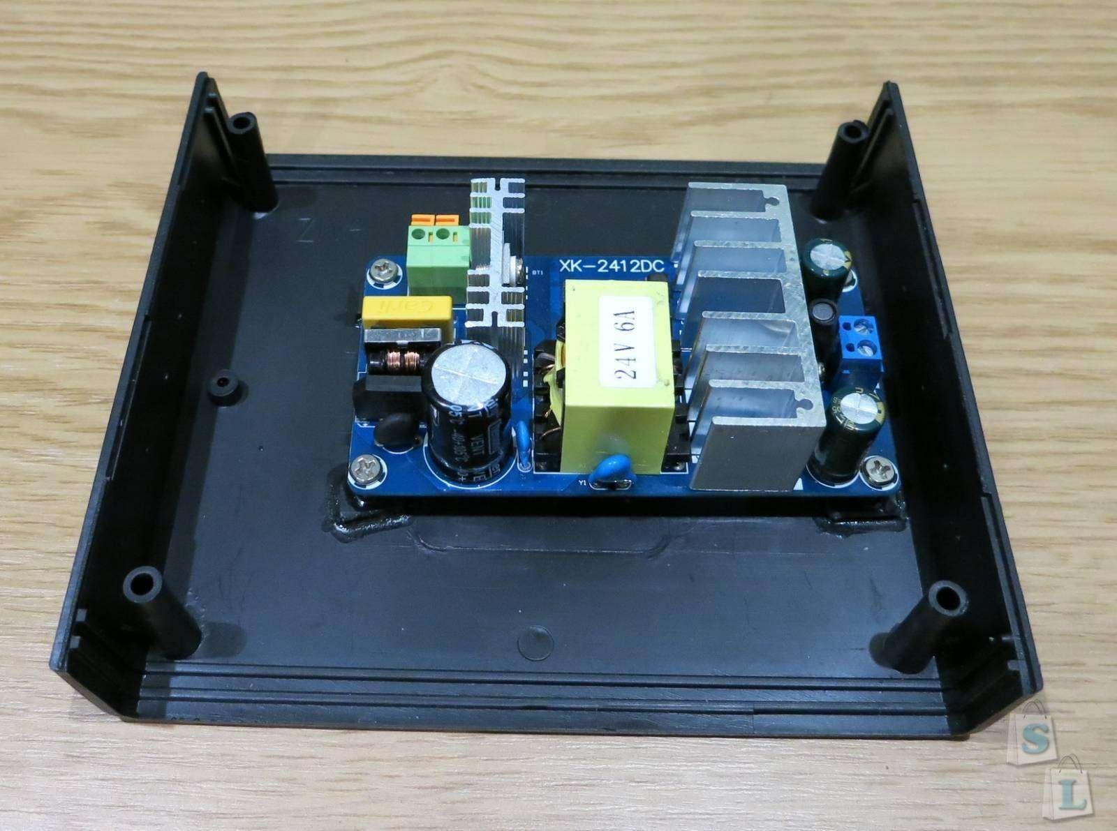 Контроллер паяльной станции для жал Hakko T12 с TaoBao или Опус о том как я собирал паяльную станцию.