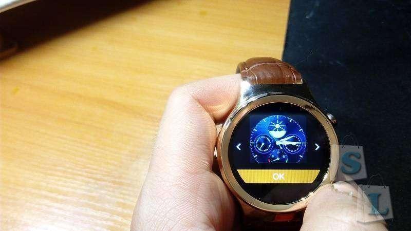 Banggood: No1 S3 красивые часы с недостатками