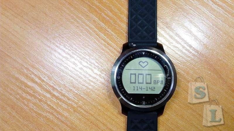 Geekbuying: Makibes F69 неплохие спортивные смарт-часы