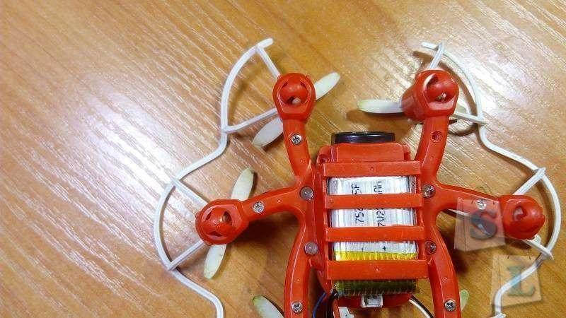 Geekbuying: FQ777 - 126c - неплохой карманный гексакоптер