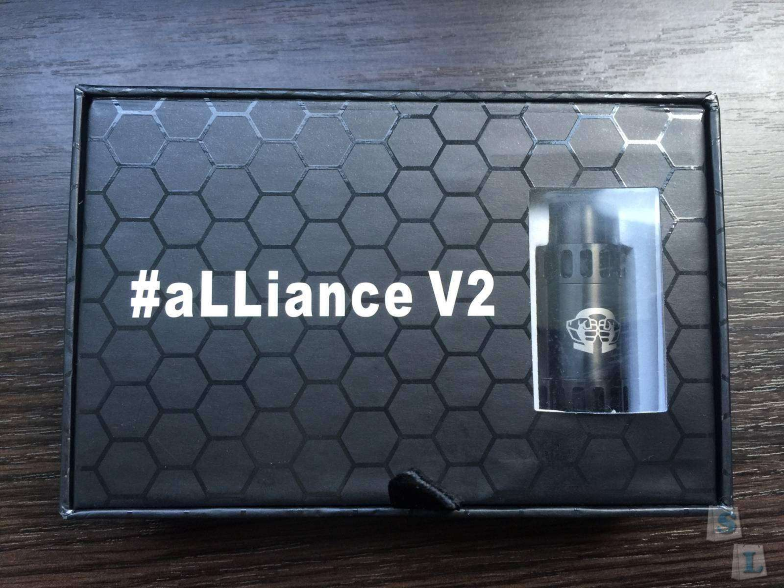 Другие - Китай: Alliance V2 RDA (клон)