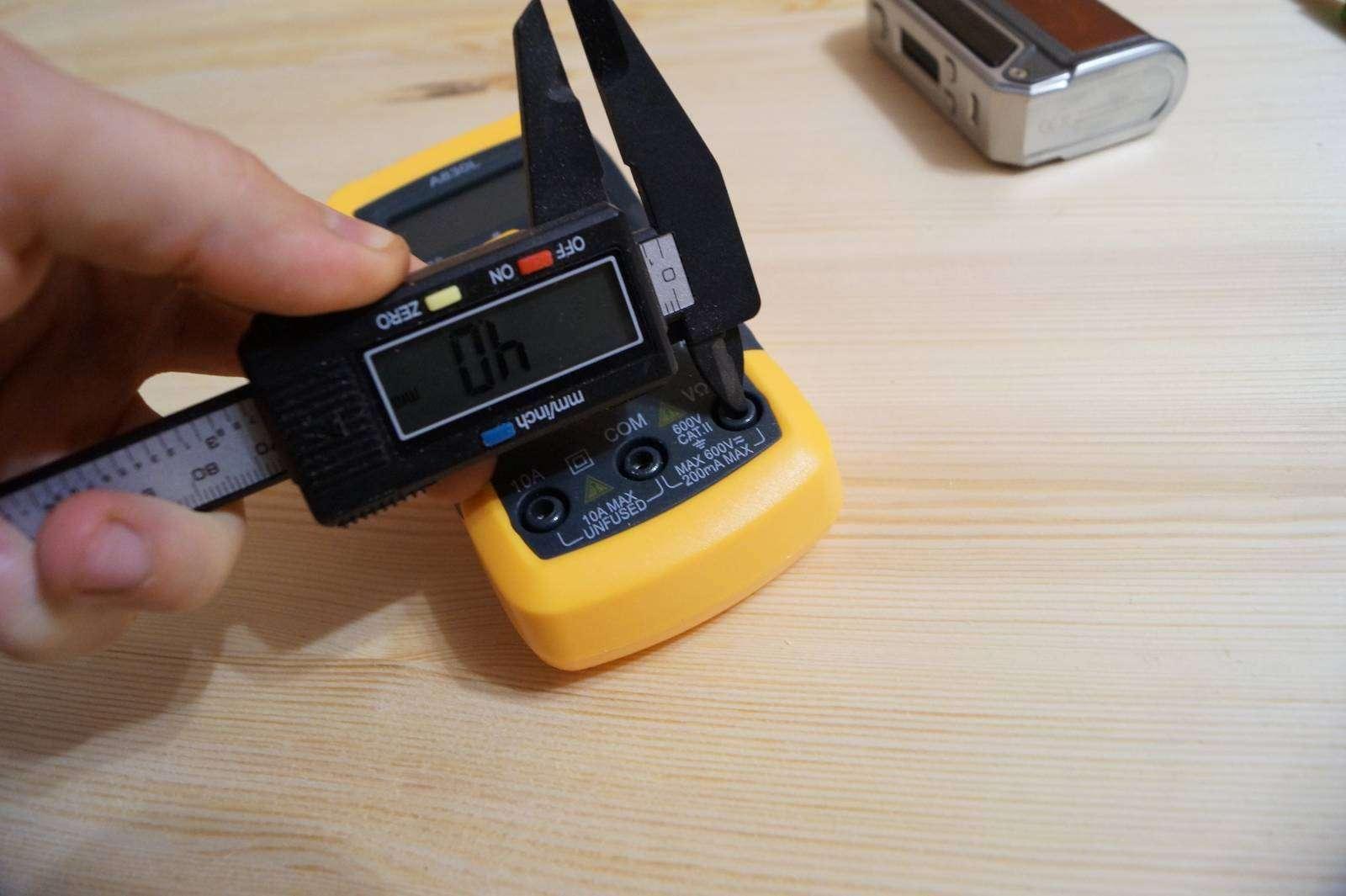 Ebay: Домашний мультиметр A830L, дешево и сердито