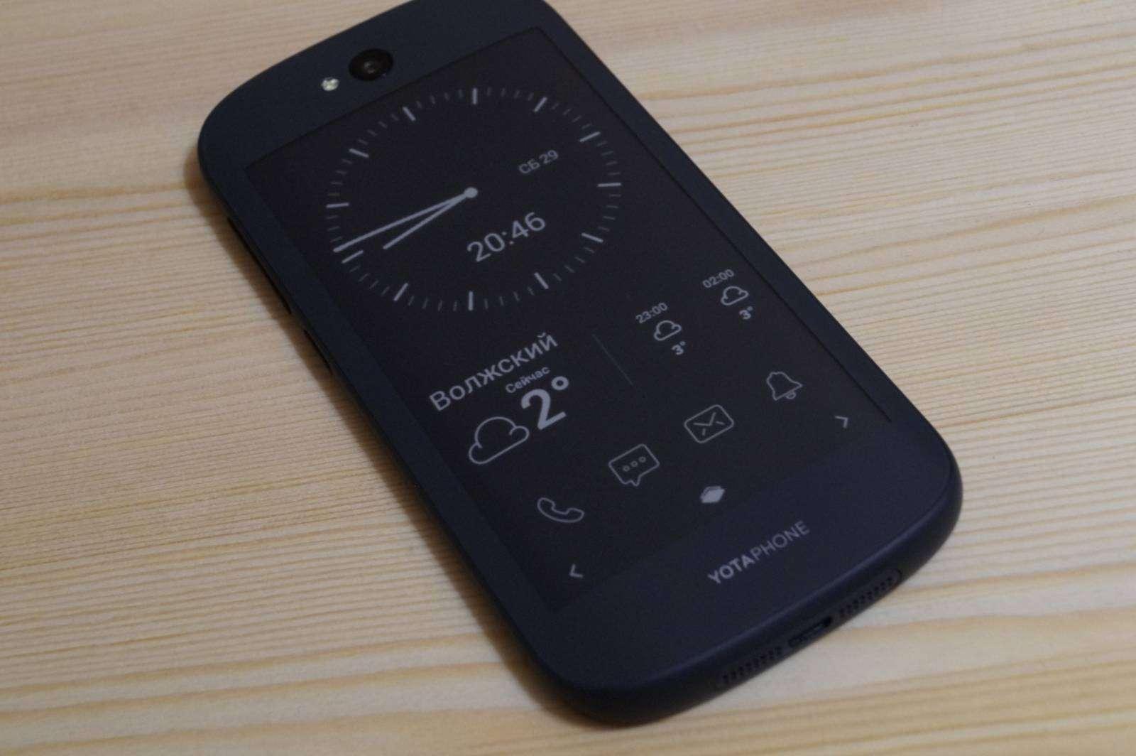 GearBest: Обзор Yotaphone 2 из поднебесной.