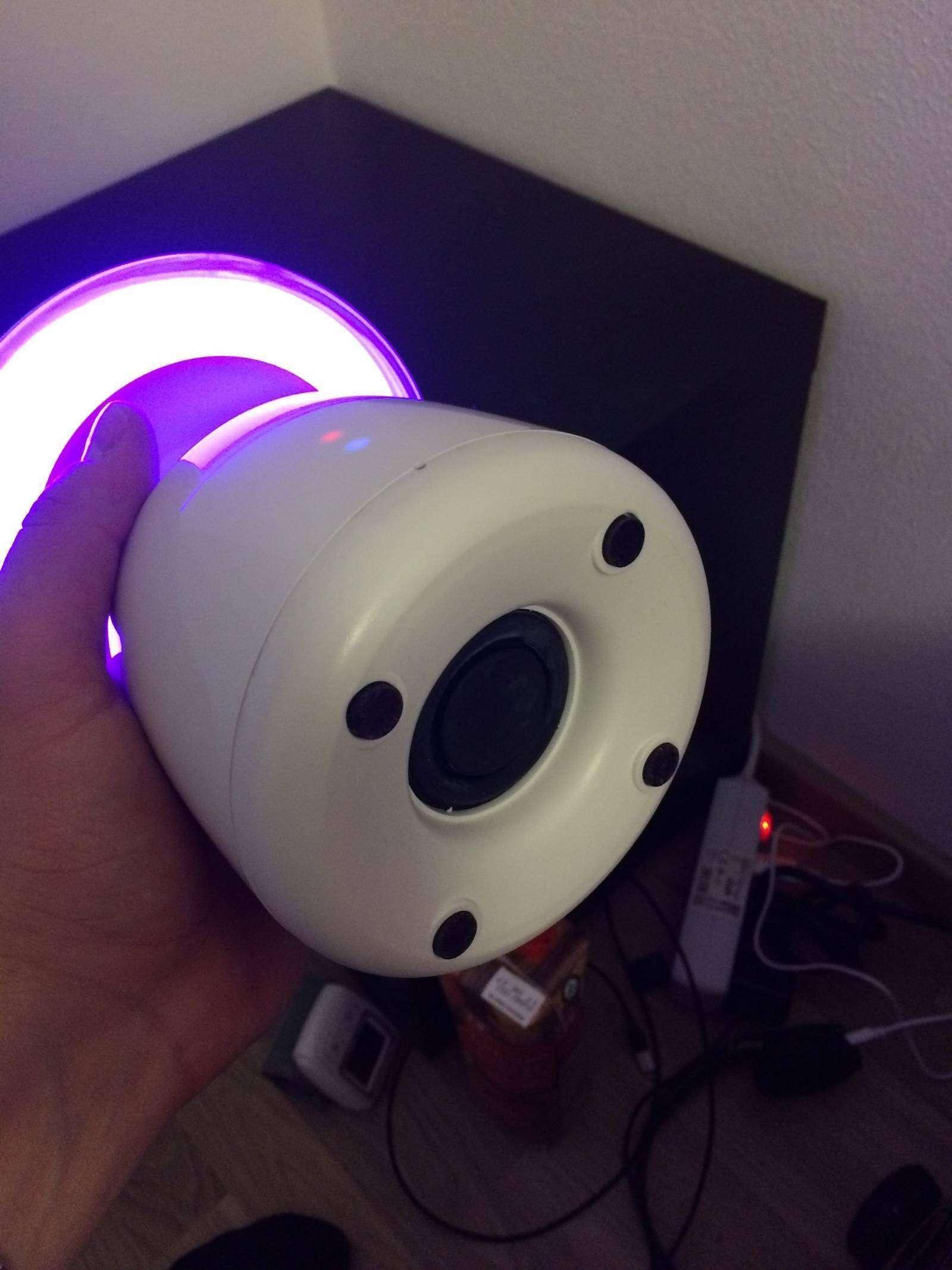 Banggood: 'Умный' ночник+Bluetooth спикер: горечь халявы