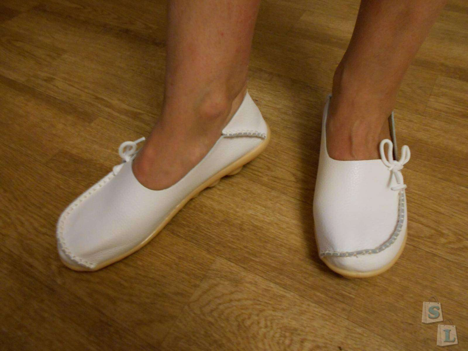 Aliexpress: Тракторетки или балетки с подошвой в стиле ктулху!