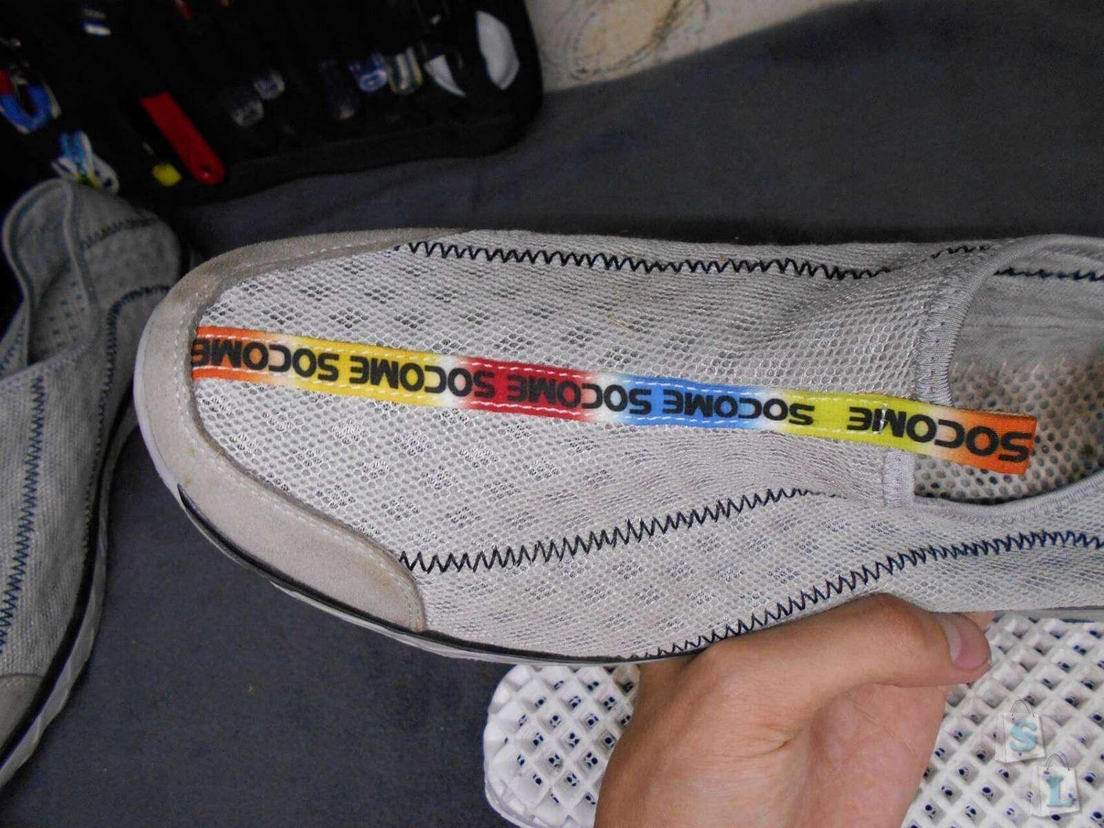 Aliexpress: Кроссовки супер дырявые! Для спорта и повседневного использования. Socone унисекс.