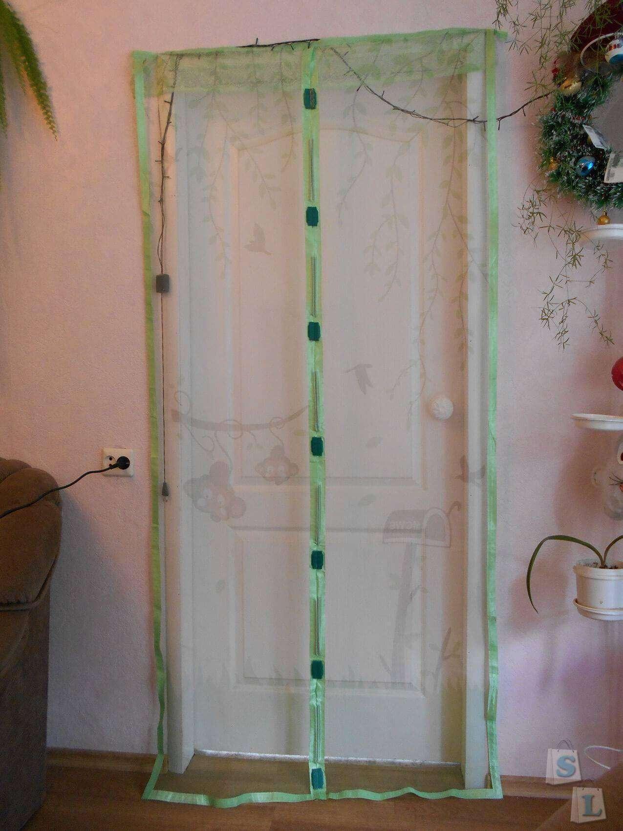 Aliexpress: Москитная сетка на дверь. Не пустим комаров в дом!