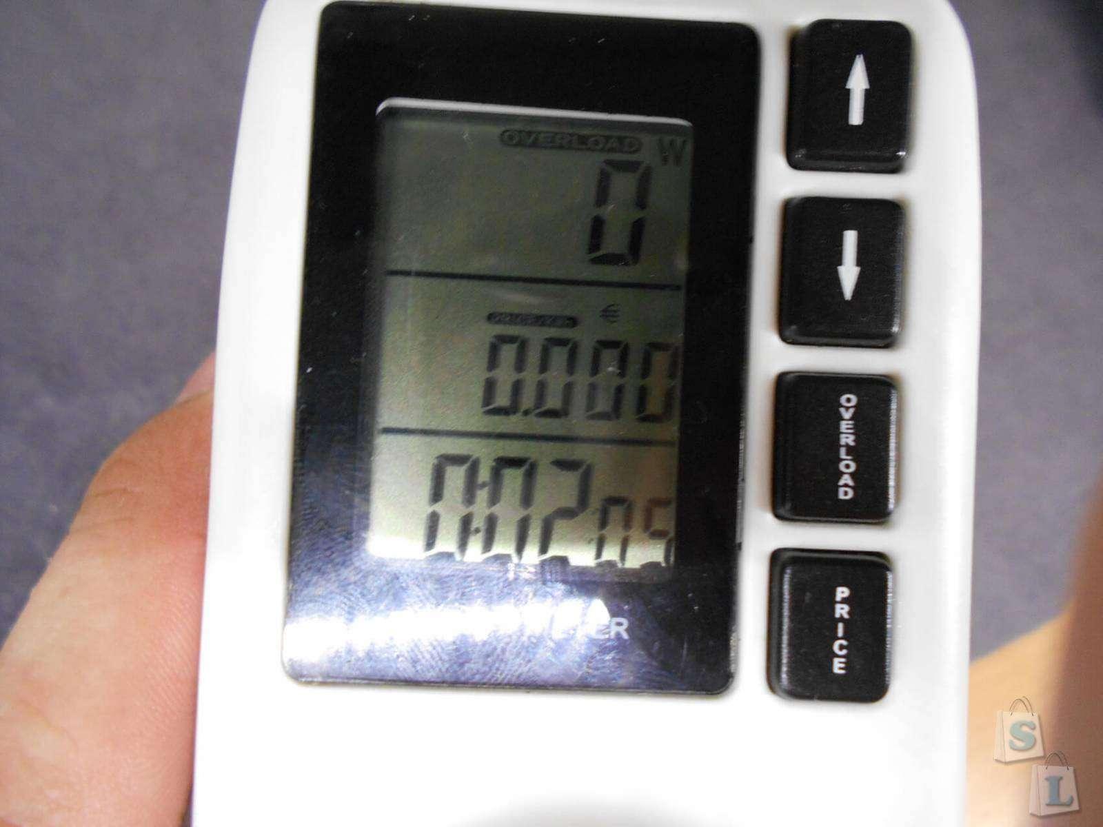 Aliexpress: Цифровой вольтамперметр. Ваттметр от компании eco-sources.