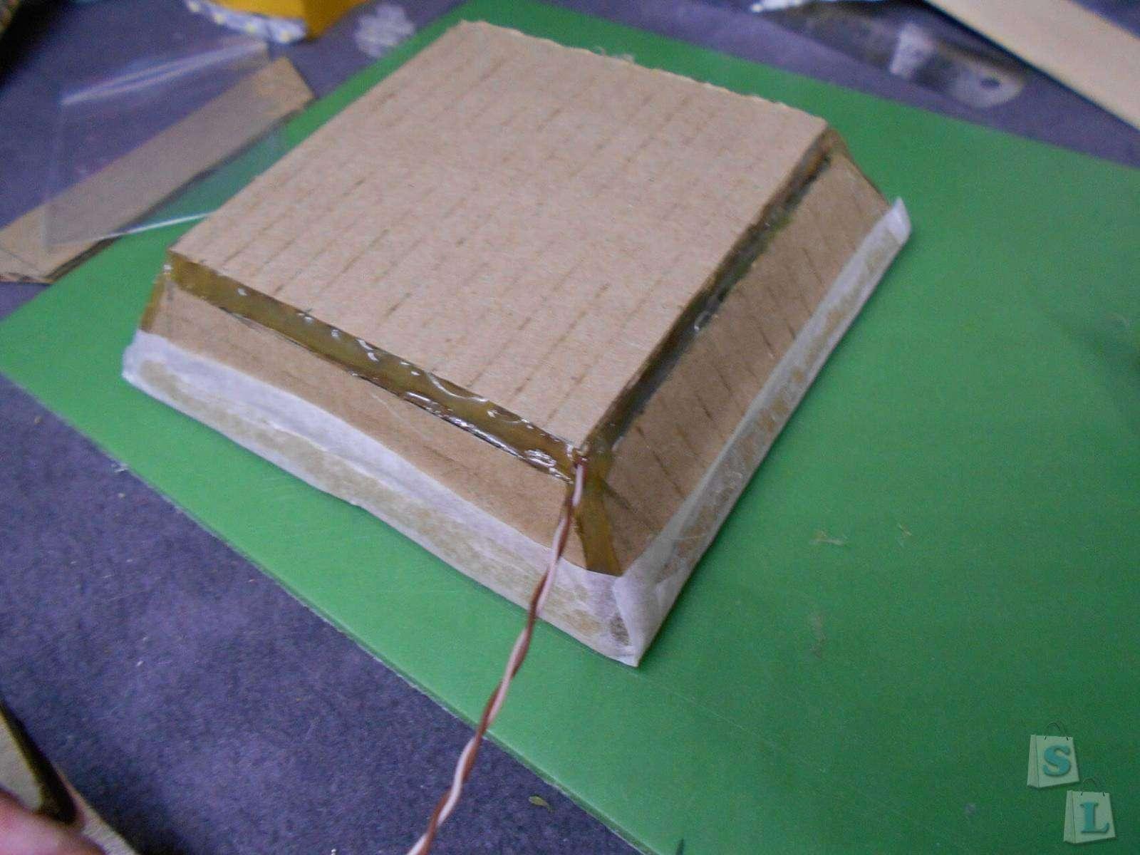Aliexpress: Простая светодиодная лента и простенький софт бокс из неё.