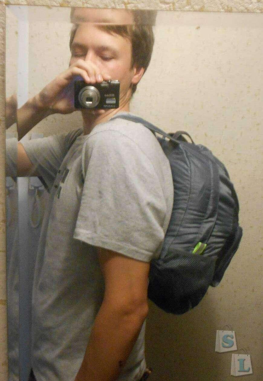 Aliexpress: Рюкзачёк – трансформер, от создателей палаток и тентов =)