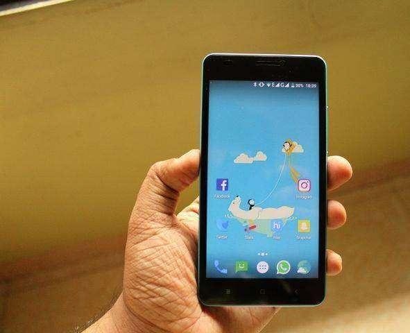 Aliexpress: Oukitel C3 - Достаточно интересный смартфон за свои 55$