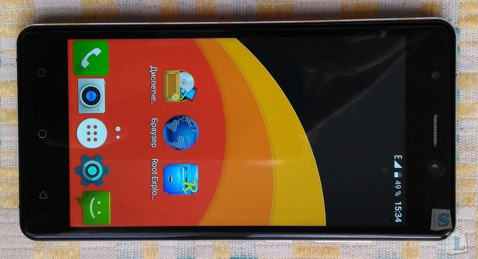 Aliexpress: Обзор недорогого смартфона Blackview A8. Его плюсы и минусы.