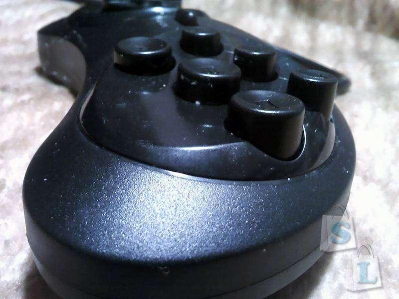 Aliexpress: Джойстик Sega Мегадрайв USB для ПК