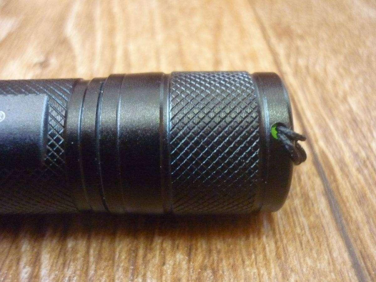 GearBest: SKYWOLFEYE 6501 CREE XPE LED 300LM 3W Mini Flashlight