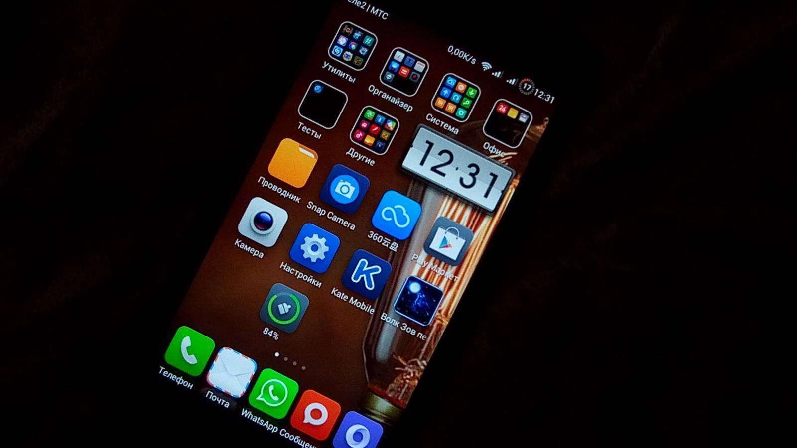 Aliexpress: Обзор смартфона Umi Plus