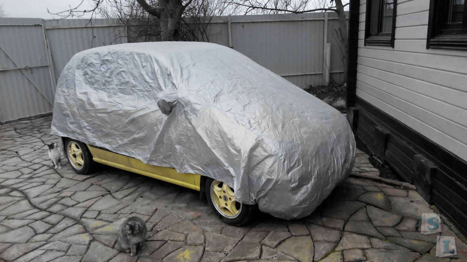 Aliexpress: Чехол для автомобиля