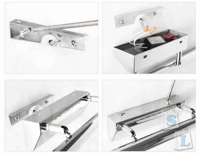 Aliexpress: LED светильник для ванной (или прихожки)