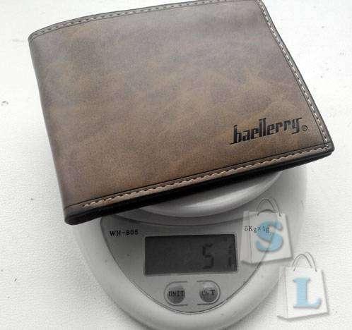 Aliexpress: Небольшой кошелек без застежки (книжка)