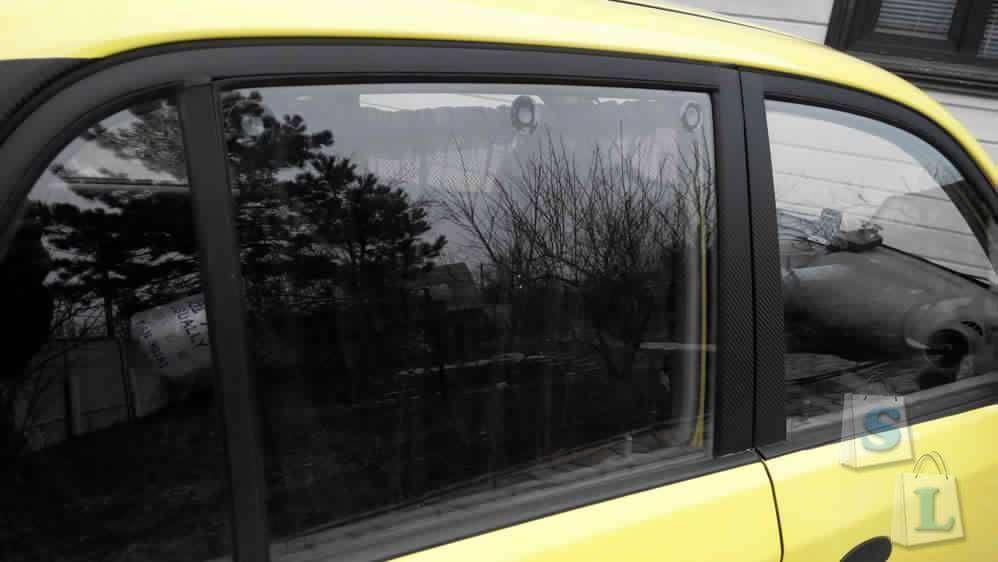 Aliexpress: Недорогие съемные занавески в автомобиль (для 'собачника' и не только)