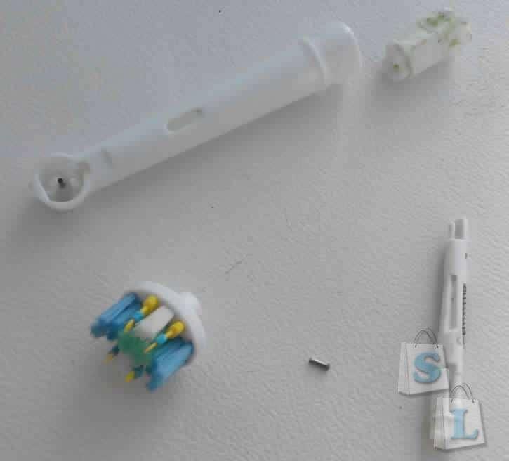 Aliexpress: Сравнение нескольких видов китайских насадок для зубной щетки ORAL-B