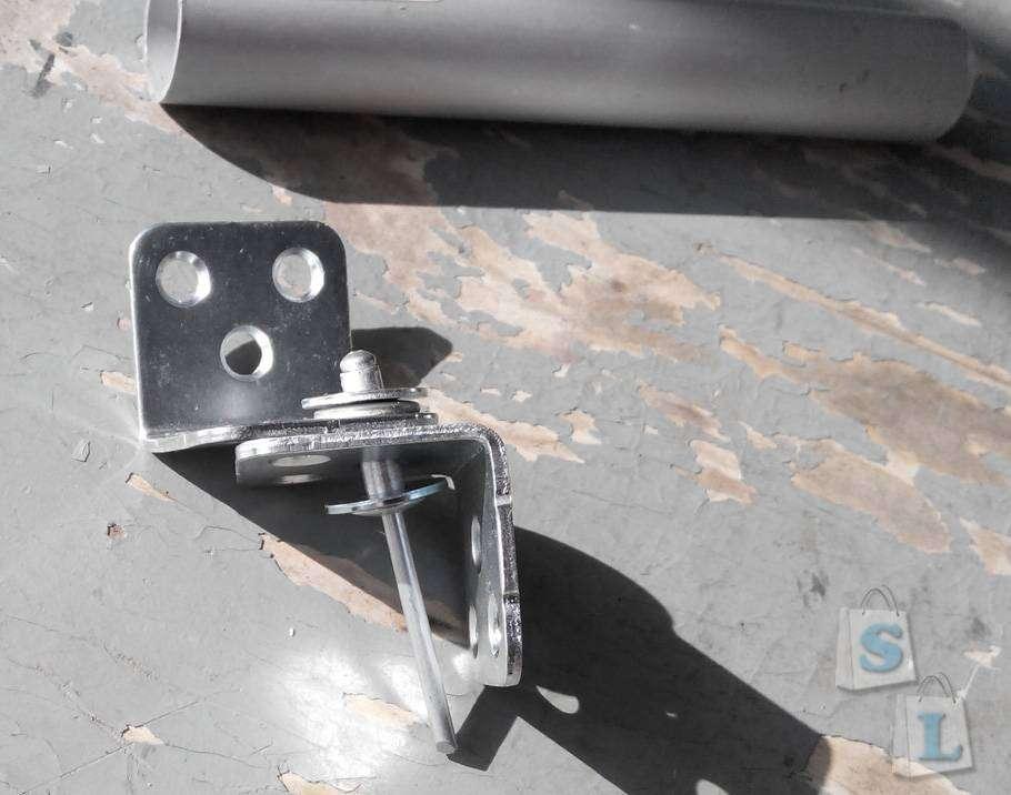 Aliexpress: Гидравлический цилиндр для автоматического проветривания теплицы, веранды, гаража....