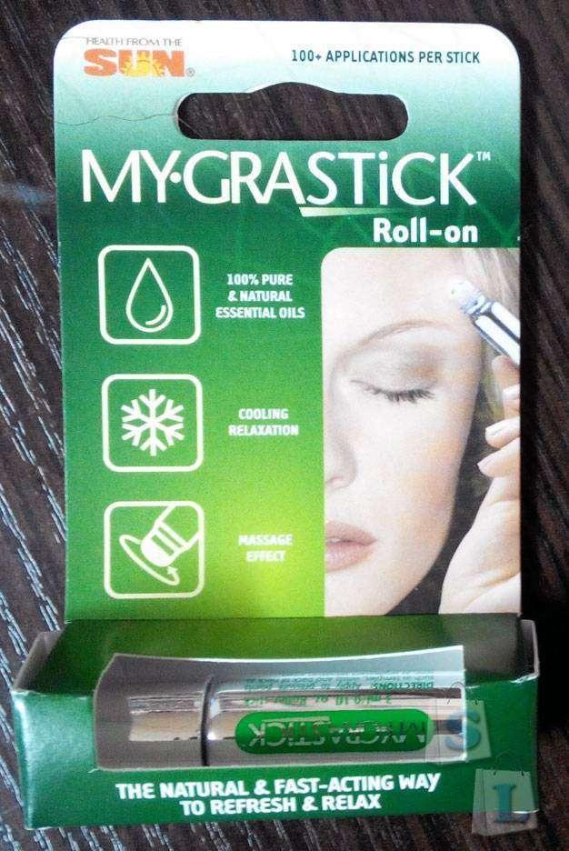IHerb: My-grastick- средство от головной боли или просто реклама?