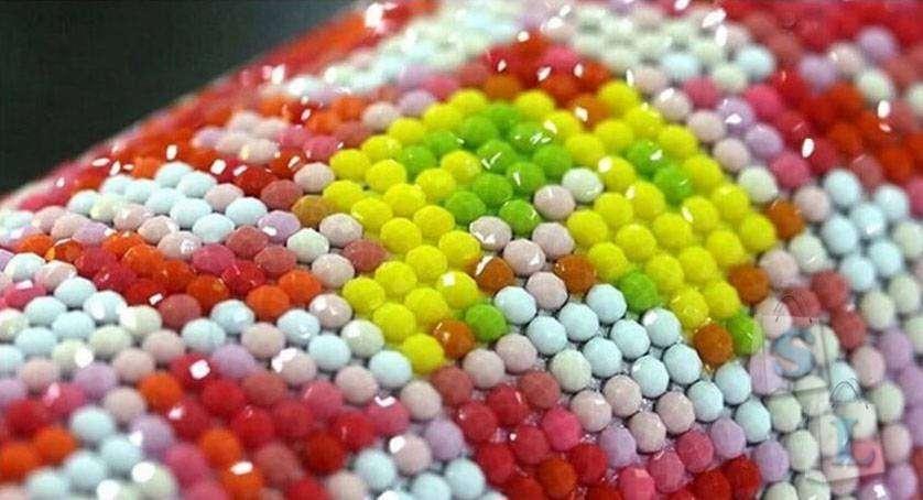 Banggood: Небольшая алмазная вышивка для кухни или столовой (для начинающих - вариант подарка к праздникам ;)