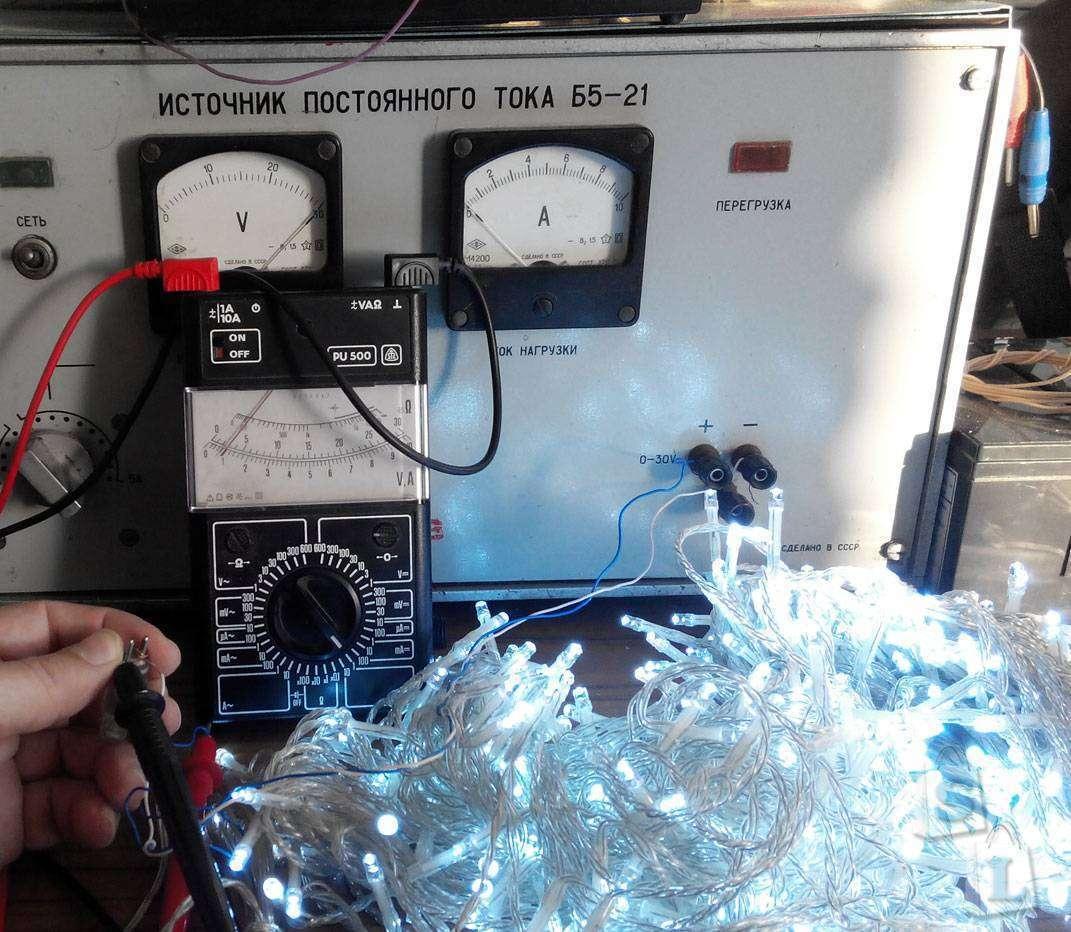 TomTop: LED гирлянда к праздникам - 40 метров (!?)