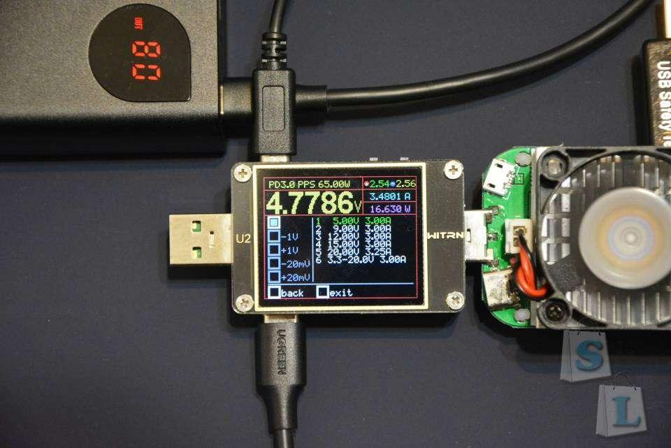 Aliexpress: Повербанк Baseus PD 65 на 20000 mAh. Четыре порта, протоколы быстрой зарядки