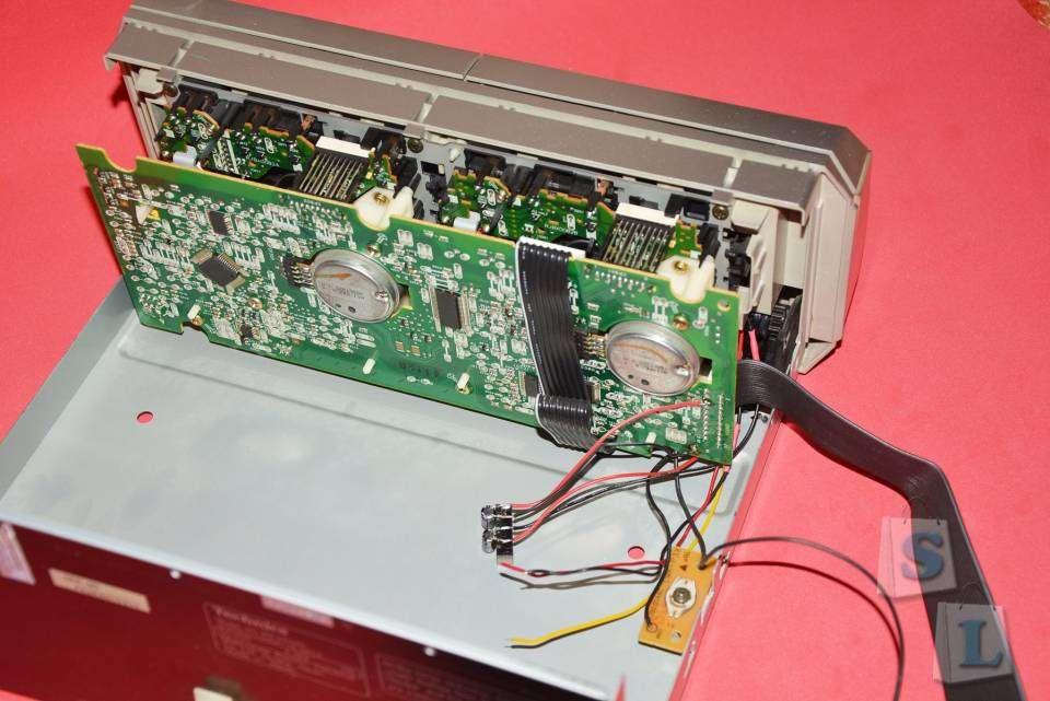 Aliexpress: МР3-модуль для модернизации старого музыкального центра и немного DIY