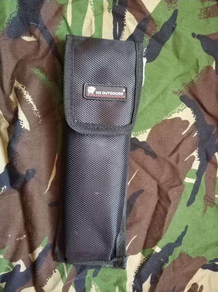 Banggood: Складная пила HX GB-02 (352mm 7CR17MOV)